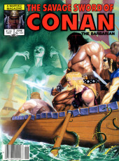 Savage Sword of Conan The Barbarian (The) (1974) -101- (sans titre)