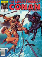 Savage Sword of Conan The Barbarian (The) (1974) -104- (sans titre)