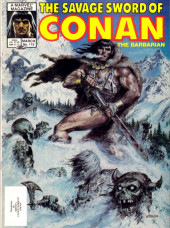 Savage Sword of Conan The Barbarian (The) (1974) -110- (sans titre)
