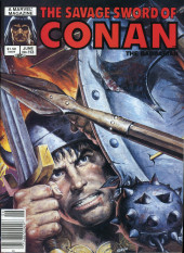 Savage Sword of Conan The Barbarian (The) (1974) -113- (sans titre)
