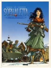 Sophaletta -8- La rescapée d'Ekaterinodar