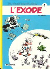 Les petits hommes -1c1989- L'exode