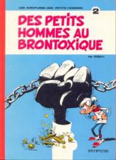 Les petits hommes -2a1987- Des petits hommes au brontoxique