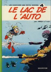 Les petits hommes -4a1997- Le lac de l'auto