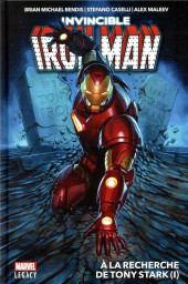 Invincible Iron Man (Marvel Legacy) -1- A la recherche de Tony Stark (1)