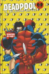 Deadpool - La collection qui tue (Hachette) -1206- Deadpool en ligne !
