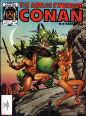 Savage Sword of Conan The Barbarian (The) (1974) -118- (sans titre)