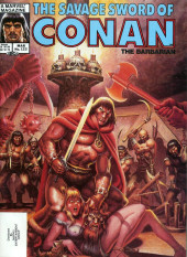 Savage Sword of Conan The Barbarian (The) (1974) -122- (sans titre)