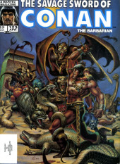 Savage Sword of Conan The Barbarian (The) (1974) -123- (sans titre)