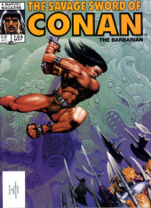 Savage Sword of Conan The Barbarian (The) (1974) -124- (sans titre)
