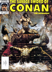 Savage Sword of Conan The Barbarian (The) (1974) -127- (sans titre)
