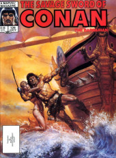 Savage Sword of Conan The Barbarian (The) (1974) -129- (sans titre)