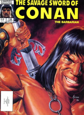 Savage Sword of Conan The Barbarian (The) (1974) -130- (sans titre)