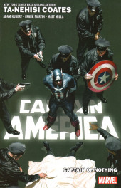 Captain America (2018) -INT02- Captain of nothing