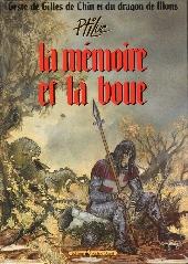 La geste de Gilles de Chin -1- La mémoire et la boue