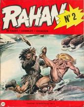 Rahan (1e Série - Vaillant) -2- Les temps sauvages
