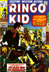 Ringo Kid (The) Vol 2 (Marvel - 1970) -3- The Man from the Panhandle!