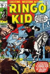Ringo Kid (The) Vol 2 (Marvel - 1970) -4- (sans titre)