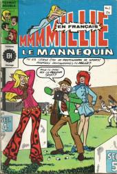 Millie le Mannequin (Éditions Héritage) -2- L'amour secret de Millie !