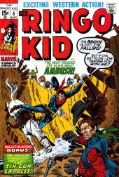 Ringo Kid (The) Vol 2 (Marvel - 1970) -5- Ambush!