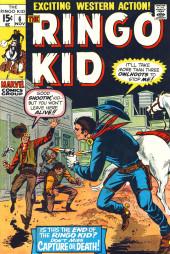 Ringo Kid (The) Vol 2 (Marvel - 1970) -6- Capture or Death