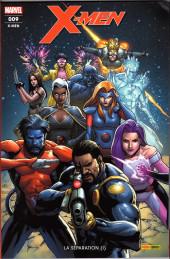 X-Men (Marvel France 6e série) -9- La séparation (I)