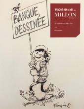 (Catalogues) Ventes aux enchères - Millon - Millon - Bandes Dessinées - 20 octobre 2019 - Bruxelles