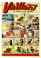 Vaillant (le journal le plus captivant) -107- Vaillant