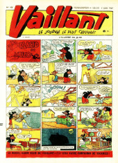Vaillant (le journal le plus captivant) -108- Vaillant
