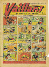 Vaillant (le journal le plus captivant) -116- Vaillant