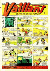 Vaillant (le journal le plus captivant) -125- Vaillant