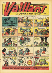 Vaillant (le journal le plus captivant) -142- Vaillant