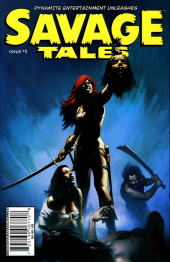 Savage tales (Dynamite - 2007) -1VC2- Issue #1