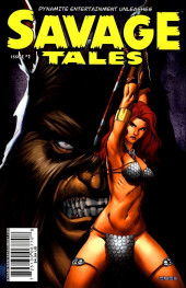 Savage tales (Dynamite - 2007) -1VC1- Issue #1