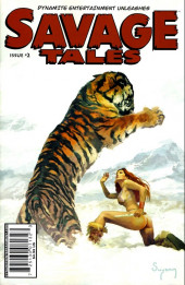 Savage tales (Dynamite - 2007) -2- Issue #2