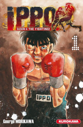 Ippo - Saison 6 - The Fighting! -1- Tome 1