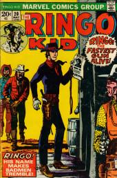 Ringo Kid (The) Vol 2 (Marvel - 1970) -20- (sans titre)