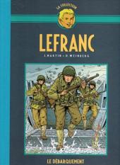 Lefranc - La Collection (Hachette) -V- Le débarquement