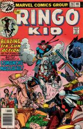 Ringo Kid (The) Vol 2 (Marvel - 1970) -28- Comanche Massacre!