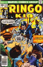 Ringo Kid (The) Vol 2 (Marvel - 1970) -29- (sans titre)