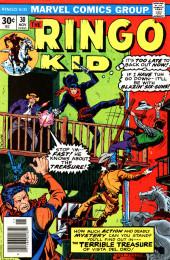 Ringo Kid (The) Vol 2 (Marvel - 1970) -30- The Terrible Treasure of Vista del Oro!