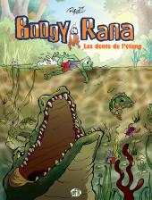 Boogy & Rana -8- Les dents de l'étang