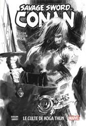 Savage Sword of Conan -1TL- Le Culte de Koga Thun