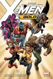 X-Men: Gold -1- Retour à l'essentiel