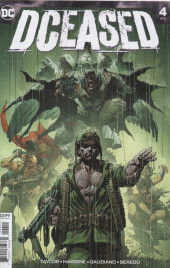 DCeased (DC comics - 2019) -4- Nuclear Option