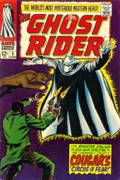 Ghost Rider Vol.1 (Marvel Comics - 1967) -3- Cougar's