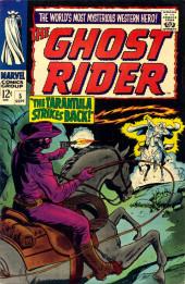 Ghost Rider Vol.1 (Marvel Comics - 1967) -5- The Tarantula Strikes Back!