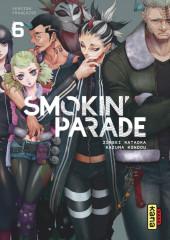 Smokin' parade -6- Tome 6