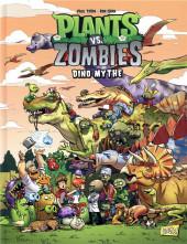 Plants vs. Zombies -12- Dino mythe
