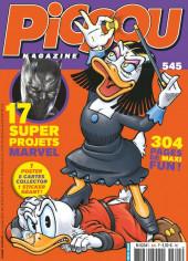Picsou Magazine -545- Picsou Magazine n°545
